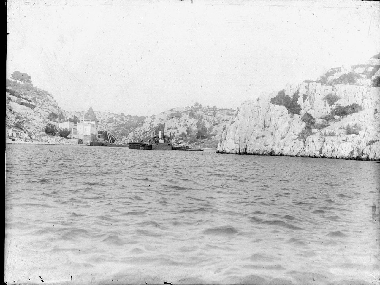PortMiou,le Chateau