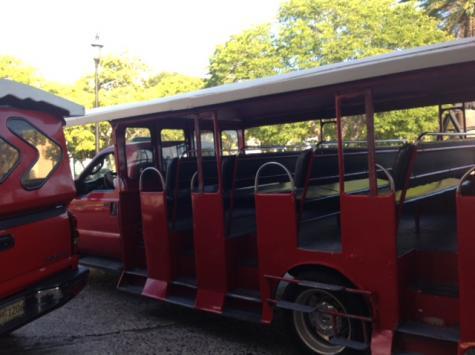 Taxi à Charlotte Amalie