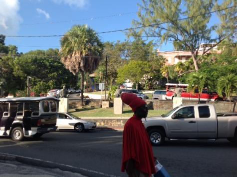 Charlotte Amalie sur l'île de Saint Thomas