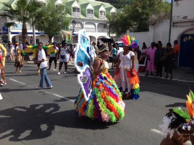 Carnaval des enfants - Marigot - Dimanche 08 février