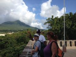 Nevis - Visite de l'île en taxi