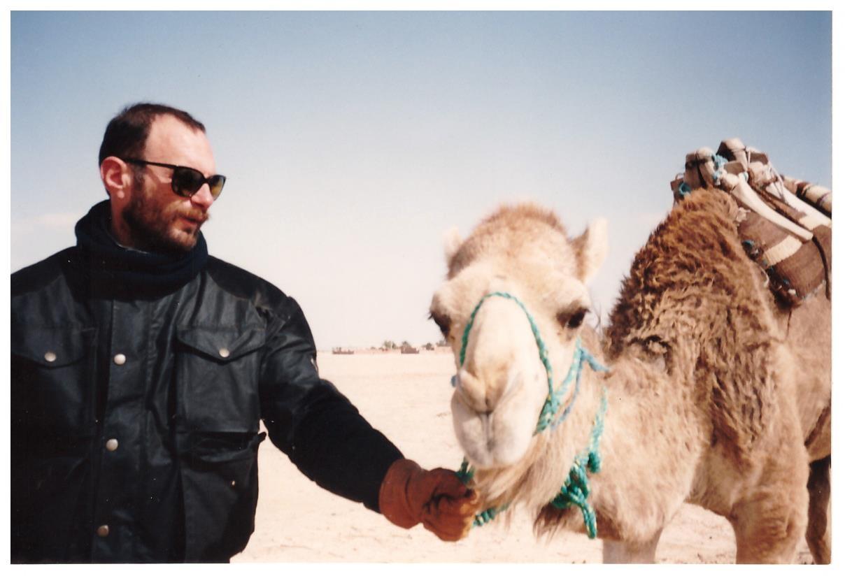H dans le désert