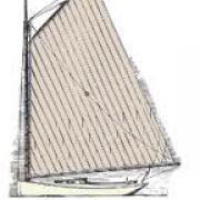 Comment appelle-t-on un espar oblique qui s'appuie sur un mât pour soutenir une voile aurique ?