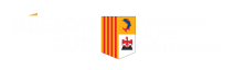 Logo 3 quadri blanc